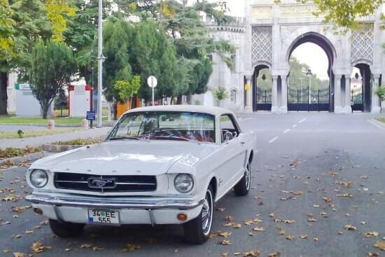 65 Ford Mustang 1