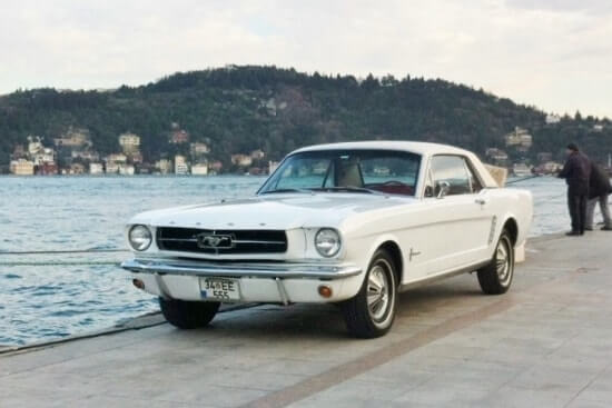 65 Ford Mustang 3