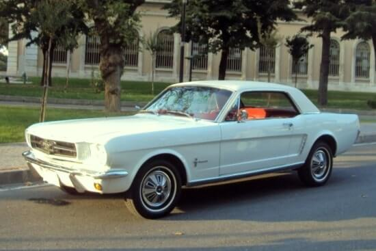 65 Ford Mustang 5