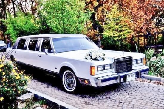 Lincoln Towncar Limuzin