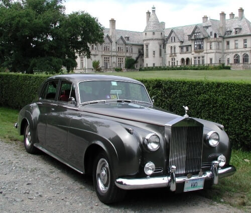 1960 rolls royce silver cloud 2